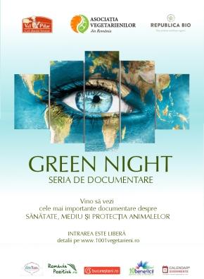 Poster Green Night General